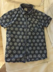 Классная рубашка Некст в идеале
