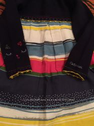 Красивое платье Catimini на 4-5 лет