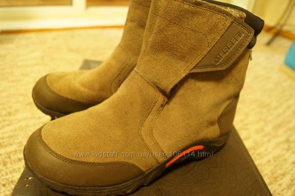 ботинки Меррелл 24см