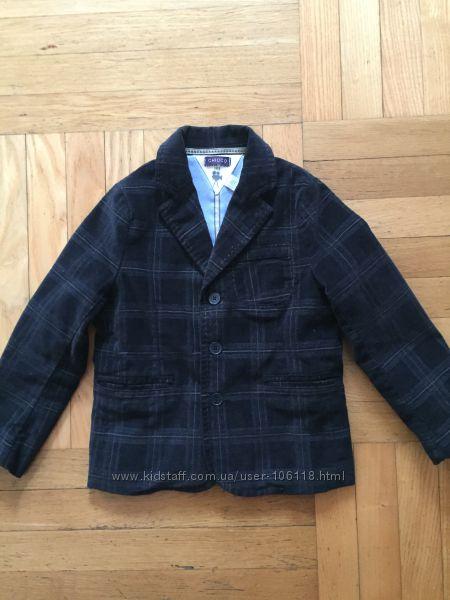 Стильный пиджак Chicco 3 года