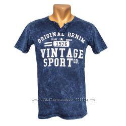 Стильная футболка Vintage - 2393