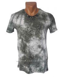 Большая мужская футболка DR7 - 4185