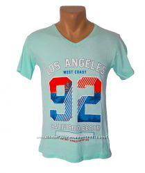 Мужская футболка Los Angeles - 4186