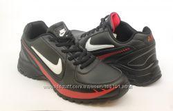 Кроссовки  Nike Air Max кожа, 42-45