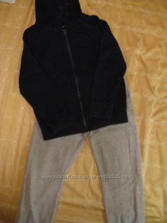 Спортивный костюм NEXT 134 см 9 лет