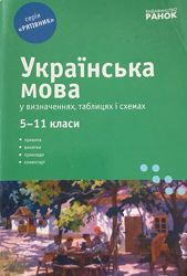 Учебные пособия издательства Ранок