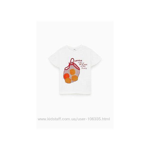 Стильные футболки Zara