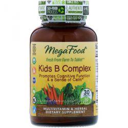 Натуральные мультивитамины для детей Megafood Garden of life