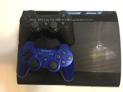 Игровая приставка Sony PlayStation 3 Плейстэйшн 3  18 игр