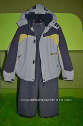 Новая зимняя термокуртка ALIVE и термоштаны ZIENER р. 164