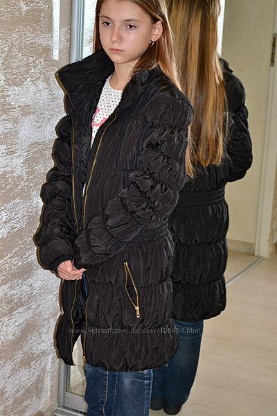Зимнее пальто H&M р. ХС-М