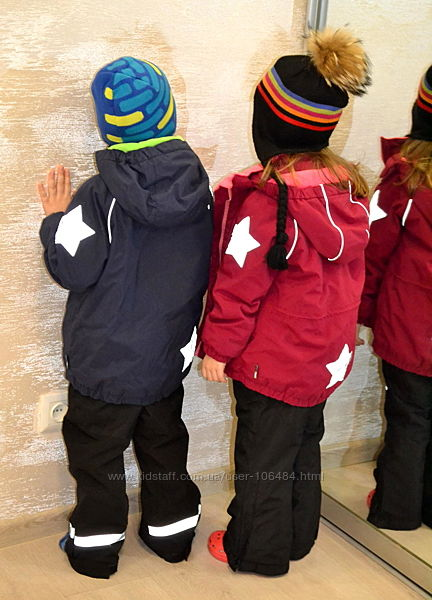 Зимняя термокуртка Molo и термоштаны McKinley 110р