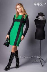 Теплое платье Oddi размер 42 модель 9429