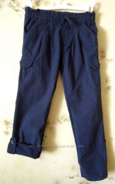 Летние брюки для девочки Gymboree