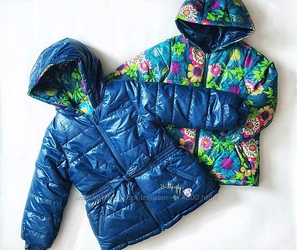 Куртка осень весна деми Boboli Испания 98, 104