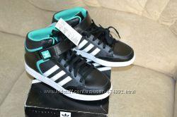 Новые кожаные ботинки кроссовки adidas Originals VARIAL р. 37