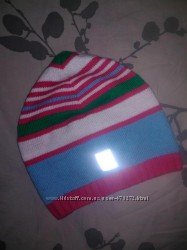 Красивая деми шапка reima р 50 маломерит 46-48