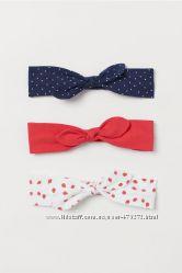 Красивые повязочки на голову H&M для ваших дочек