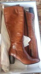 Шикарные брендовые сапоги Minnelli кожа