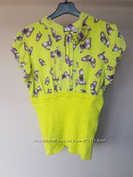 Кофта  блуза фирмы Oodji 38