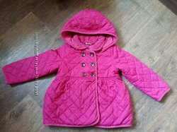 Куртка mini club 2-3 года для девочки