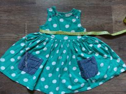 Сарафан, 2-3 года, NEXT, для девочки