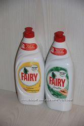 Средство Fairy для мытья посуды активная пена в ассортименте