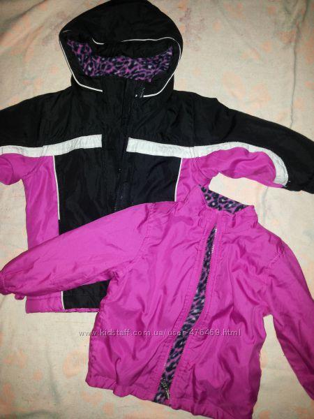 Куртка для девочки 3 в 1 faded glory 3т