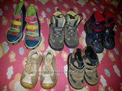 Детская обувь ботиночки 1