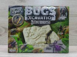 Набор для детей Раскопки насекомые