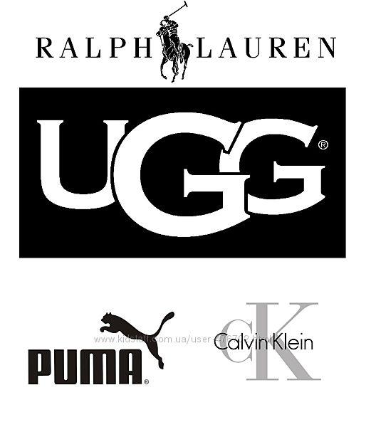 PUMA, Calvin Klein, UGG и другие магазины США и Европы