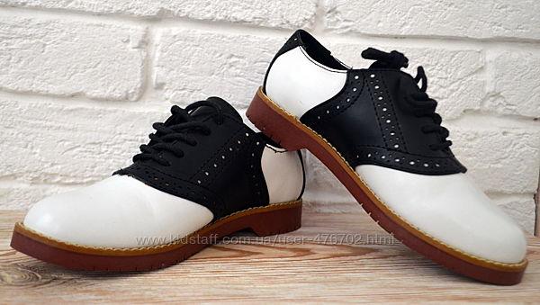 Стильные туфли G. H. Bass, US13