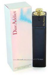 Женская парфюмированая вода Christian Dior Addict edp 100 мл