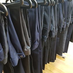 Большой выбор школьных брюк Новая форма