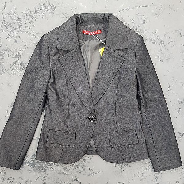 Классический пиджак для девочки