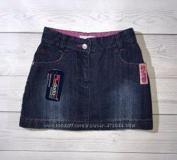 Польская детская джинсовая юбка MMDadak, р. 98