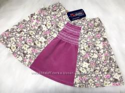 Польская вельветовая юбка, р. 104, 110, 116