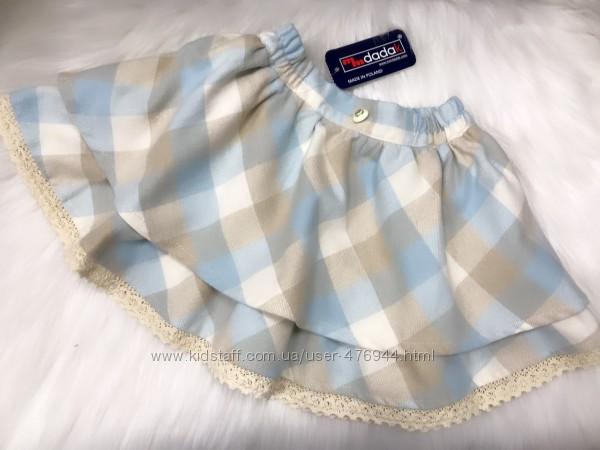 Польская юбка для девочки MMDadak, р. 92, 104