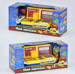 Игровой набор Магазин, Кассовый аппарат Мой магазин 7253 24/2 Play Smart