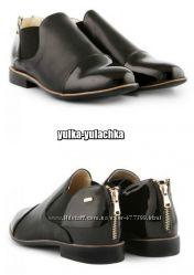 Туфли закрытого типа на низком ходу