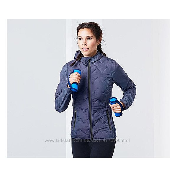 Легкая спортивная куртка tchibo пог 49 см.