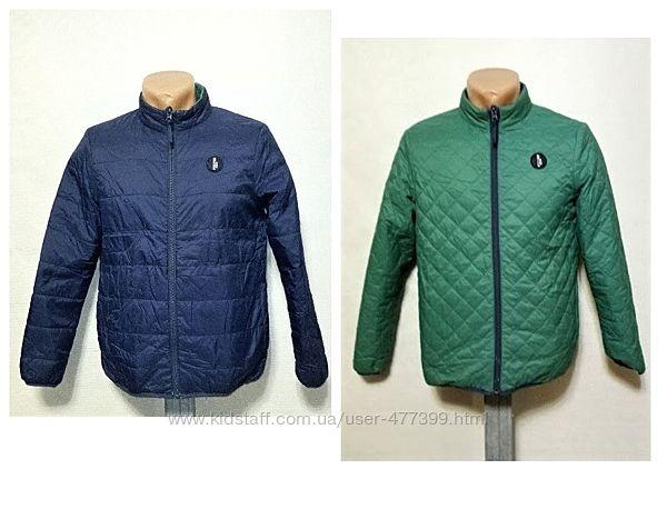 Двухсторонняя куртка pomp de lux рр. 146/152