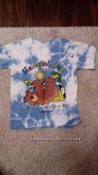 футболка 100   котон сша