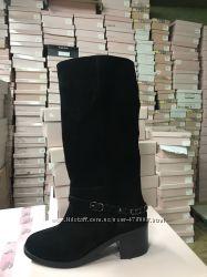 Зимние кожаные сапожки ТМ Valiente Venison