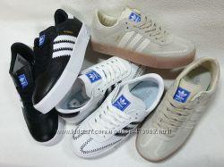 Кроссовки Adidas Samba 3 расцветки в наличии. Размеры с 36 по 40
