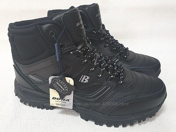 Зимние кроссовки Bona. Размеры с 36 по 46. Наличие