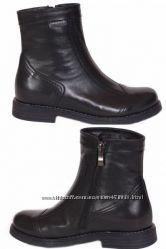 Кожаные демисезонные ботинки Каприз КШ-541 в наличии