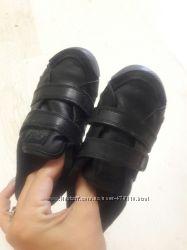 Фирменные кожаные ботинки Lonsdale 14, 5 см