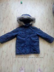 Зимняя куртка- парка Mark Spencer