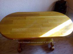 Дубовый стол, ручной работы